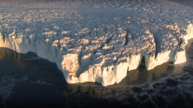 Большой айсберг