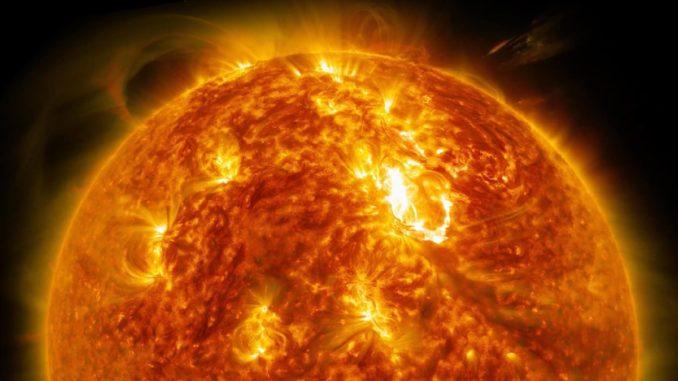 Солнце вошло в необычайно тихий период
